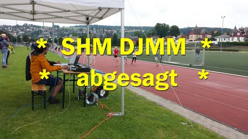 Südhessischer DJMM-Durchgang abgesagt