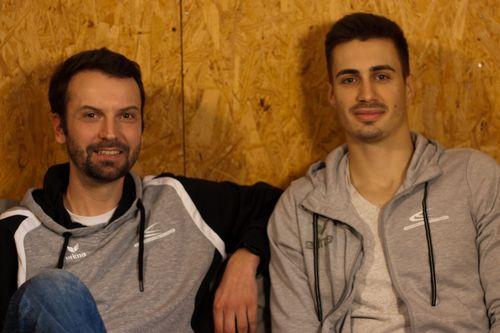 HLV-Cheftrainer Kurzsprint David Corell im Interview