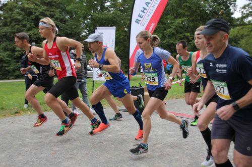 Berglauf-HM zum Herkules-Monument mit guter Resonanz – Philipp Stuckhardt erfolgreicher Titelverteidiger – Anna Starostzik nutzt Heimvorteil zur Meisterschaft