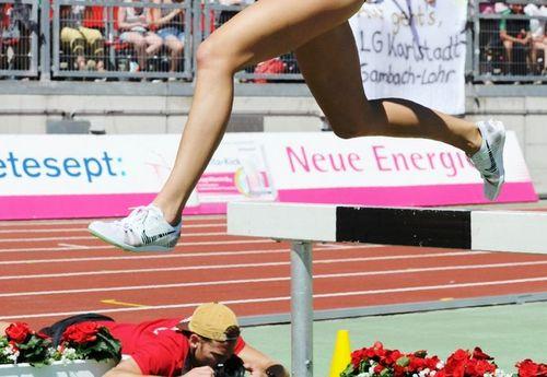 Hessische Meisterschaften im Hindernislauf morgen in Pfungstadt